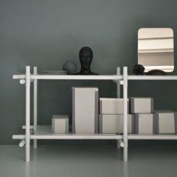 Stick System 3x2 Einheit | Weiß