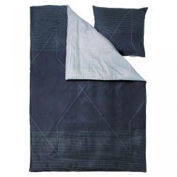 Bettwäsche Stachelrochen | Grau