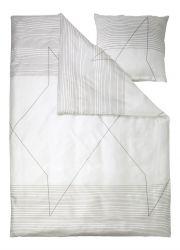 Bettwäsche Stachelrochen | Aus Weiß