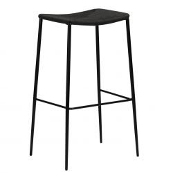 Tabouret de Bar Stiletto | Noir