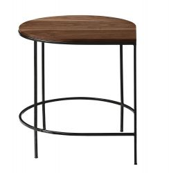 Stilla Side Table | Walnut