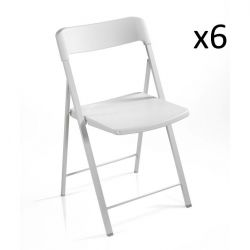 Zeta Chair White | Set of 6
