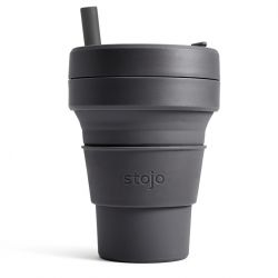Tasse Pliable 24 oz / 710 ml | Charbon