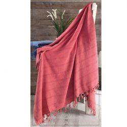 Blanket Stone Wash | Fuscia