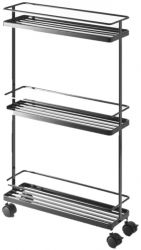 Storage Cart Tower | Black
