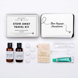 Travel Kit Stow Away