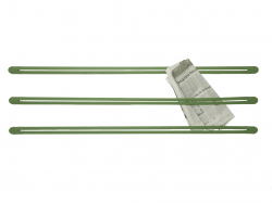 Elastisches Band | Grün