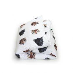 Bettdeckenbezug 100 x 35 cm | Panthera
