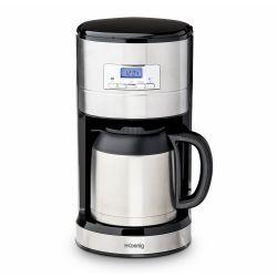 Programmierbare Filterkaffeemaschine Steward | Silber