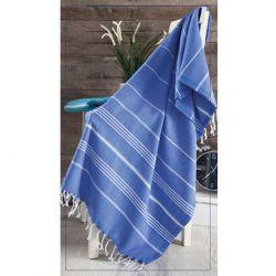 Decke Sultan L | Blau