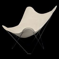 Outdoor Butterfly Chair Sunbrella | Beige