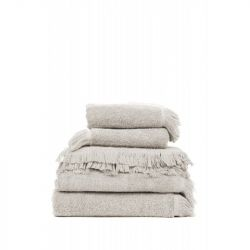 Set of 8 Towels | Taupe