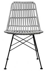 Woven Chair | Grey
