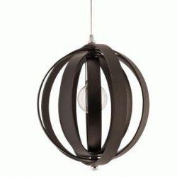 Swing pendant light | Black