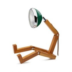 Lampe de Table Mr. Wattson | Vert Chiltern
