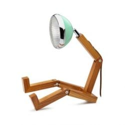 Table Lamp Mr. Wattson | Tiffany Green