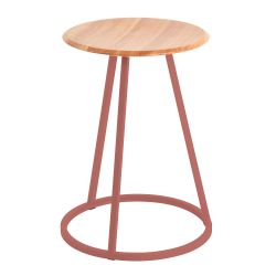 Stool Gustave | Pink