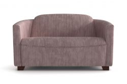 2-Seater Sofa Milton   Lila