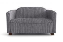 2-Seater Sofa Milton   Light Grey
