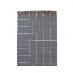 Schal Classic Checkerboard | Grau