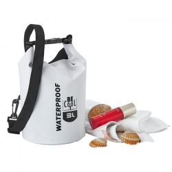 Cooler Bag Tube Mini | White