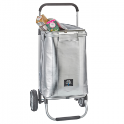 Trolley City Silber