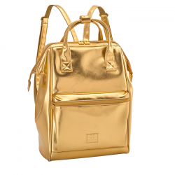 Cooler Bag City L | Gold