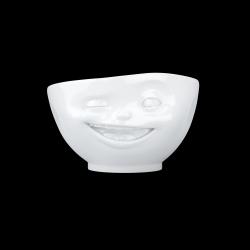 Schüssel Zwinkern 500 ml | Weiß