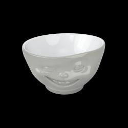 Schüssel Zwinkern 500 ml | Grau