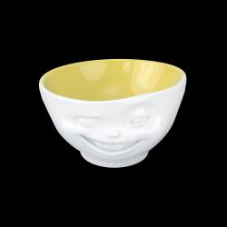 Schüssel Zwinkern 500 ml | Safran