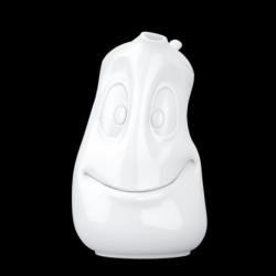Topf Gute Laune 1200 ml | Weiß