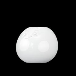 Vase Amüsiert | Weiß