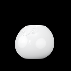 Vase Amused | White