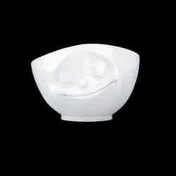 Schale Happy 1000 ml | Weiß