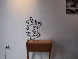 Stickley Robot