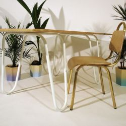 Table with Trestles