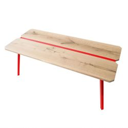 Myway Table | Red