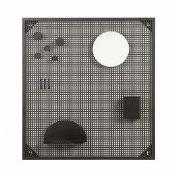 Magnettafel Tableau | Schwarz