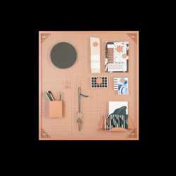 Magnetic Board Tableau | Orange