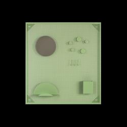 Magnettafel Tableau | Grün