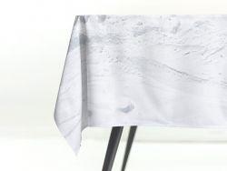 Table Cloth SNOW | 140 x 180 cm