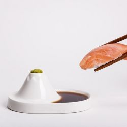 Fuijyama Sushi Schoteltje