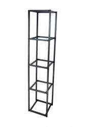 Wall Rack Tampa 1 Row | Blacksmith