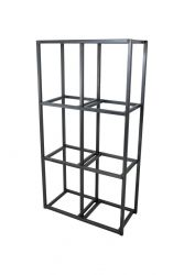 Wall Rack Tampa 2 Rows | Blacksmith