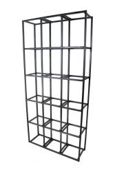 Wall Rack Tampa 3 Rows | Blacksmith