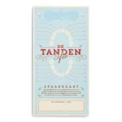 Carte | Tandenfee