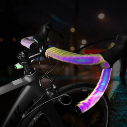 Reflective Cycling Handle Grip