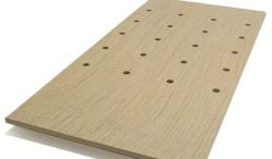 Bath Mat Wood
