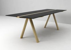 Traversovetro Table - Black