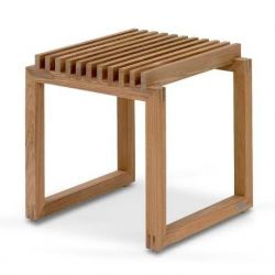 Hocker Cutter | Teak